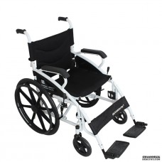 SLY-116 Steel Manual Wheelchair